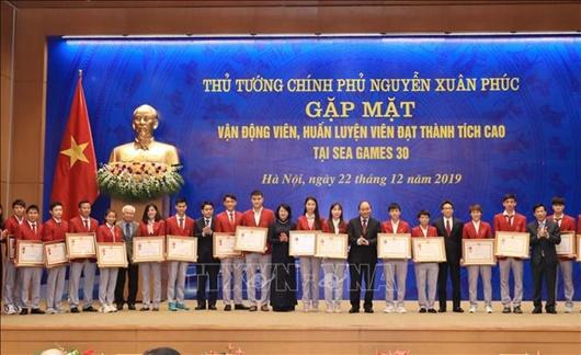 Thủ tướng Nguyễn Xuân Phúc: Thể thao mang lại niềm tự hào cho đất nước - Ảnh 5