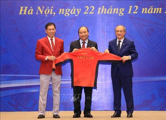 Thủ tướng Nguyễn Xuân Phúc: Thể thao mang lại niềm tự hào cho đất nước - Ảnh 6