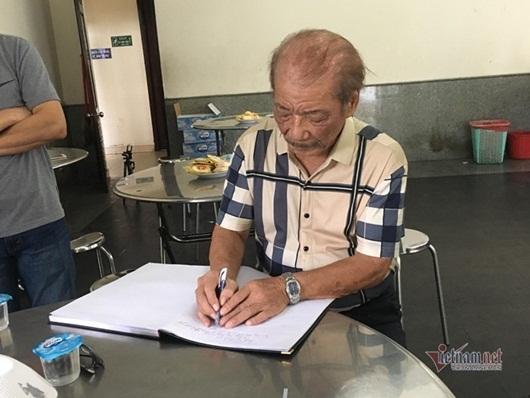 Dàn nghệ sĩ Việt ngậm ngùi đến tiễn biệt nhạc sĩ Nguyễn Văn Tý - Ảnh 5
