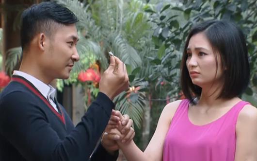 """Hoa hồng trên ngực trái tập 42: San """"lớ ngớ"""" nói trúng chuyện Thái sắp chết vì ung thư - Ảnh 3"""
