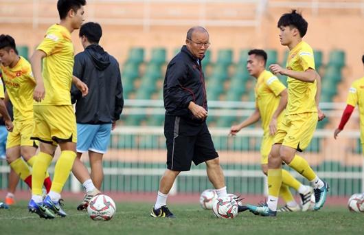 Tin tức thể thao mới nóng nhất ngày 29/12/2019: U23 Việt Nam đánh bại Becamex Bình Dương - Ảnh 1