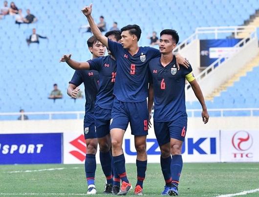 ĐT U23 Thái Lan chốt danh sách cầu thủ tham dự VCK U23 châu Á - Ảnh 1