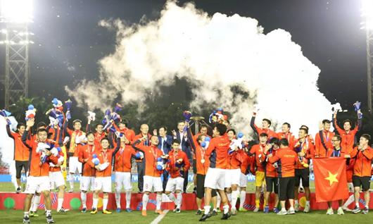 Tin tức thể thao mới nóng nhất ngày 31/12/2019: Thống kê ấn tượng về U23 Việt Nam năm 2019 - Ảnh 1