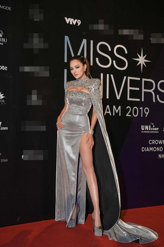 Vũ Thu Phương: BTC Hoa hậu Hoàn vũ sẽ họp lại về sự cố của Thúy Vân - Ảnh 1