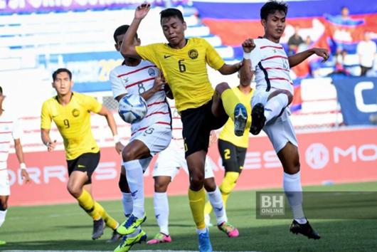 Báo Malaysia sau trận thua U22 Campuchia: Cơn ác mộng trong hiệp 2 - Ảnh 1