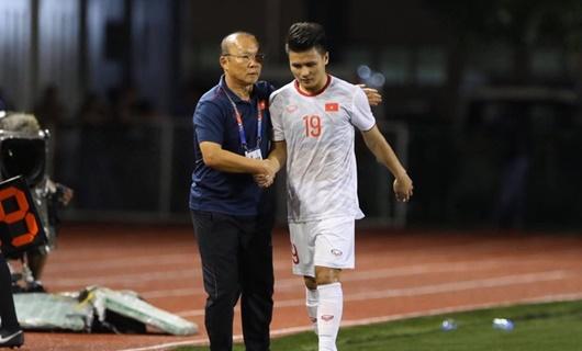 VFF phủ nhận thông tin Quang Hải chấn thương nặng, phải chia tay SEA Games  - Ảnh 1