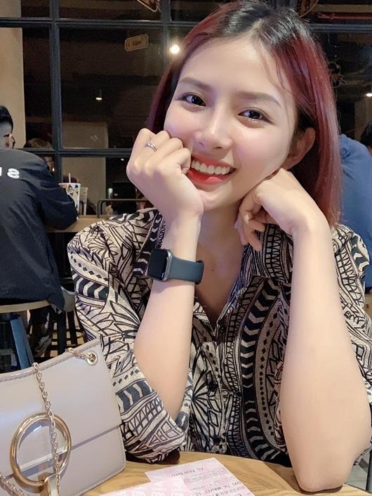"""Vợ sắp cưới Phan Mạnh Quỳnh: Hotgirl có nhan sắc ngọt ngào và đường cong """"đốt mắt"""" người nhìn - Ảnh 6"""