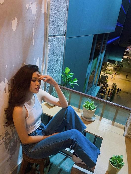 Ảnh đời thường từ dễ thương đến nóng bỏng hút mắt của tân Hoa hậu Hoàn vũ Khánh Vân - Ảnh 6