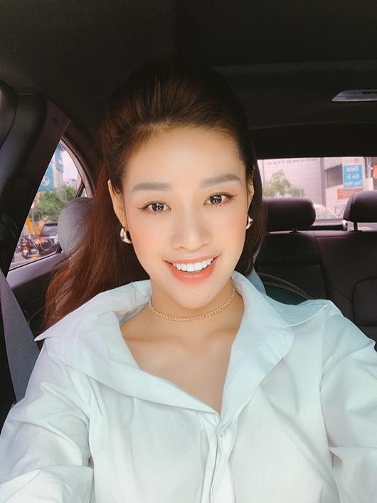 Ảnh đời thường từ dễ thương đến nóng bỏng hút mắt của tân Hoa hậu Hoàn vũ Khánh Vân - Ảnh 8