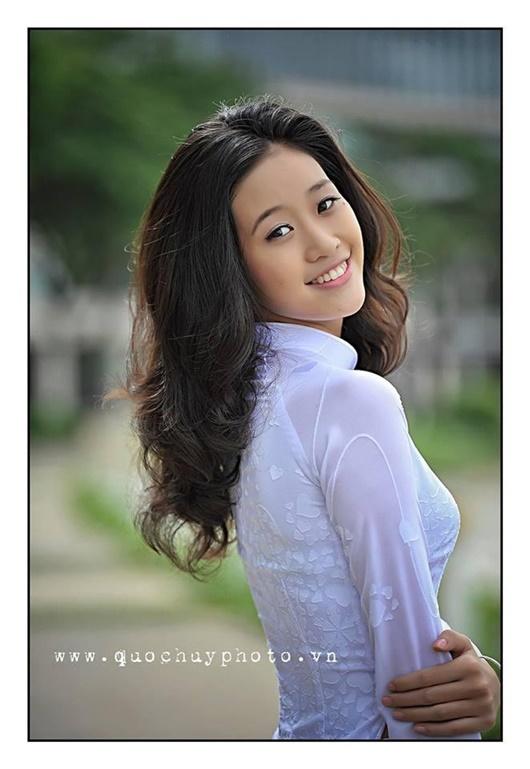 """Ảnh hiếm thời đi học của tân Hoa hậu Hoàn vũ Khánh Vân """"đốn tim"""" người hâm mộ - Ảnh 5"""