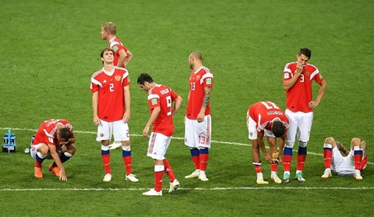 Nga bị cấm tham dự Olympic 2020 và World Cup 2022 - Ảnh 1