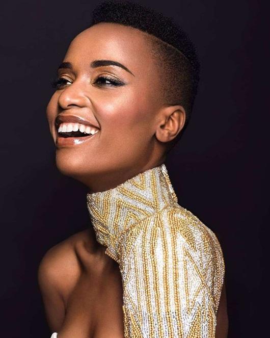 Cận cảnh nhan sắc người đẹp Nam Phi đăng quang Miss Universe 2019 - Ảnh 4
