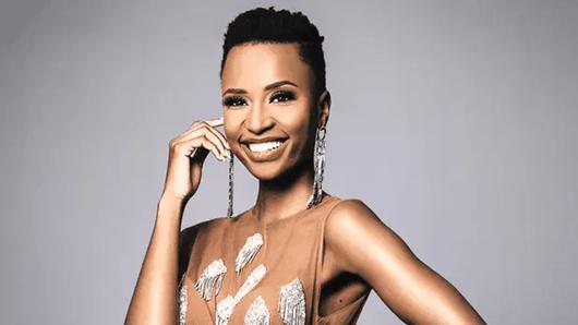 Cận cảnh nhan sắc người đẹp Nam Phi đăng quang Miss Universe 2019 - Ảnh 6