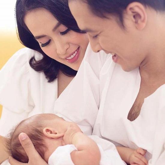 """Điểm danh 10 gia đình sao Việt """"tăng nhân khẩu"""" trong năm 2018 - Ảnh 4"""