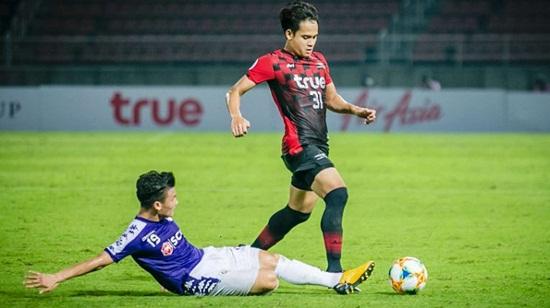 Văn Quyết ghi bàn duy nhất giúp Hà Nội FC giành vé đá play-off cúp C1 châu Á - Ảnh 1