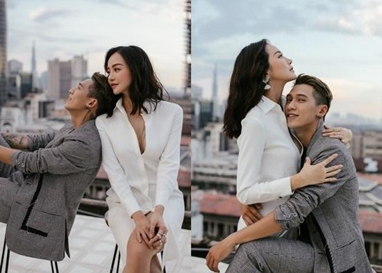 """Sau ngày Valentine, điểm danh loạt sao Việt may mắn """"thoát ế"""" - Ảnh 6"""