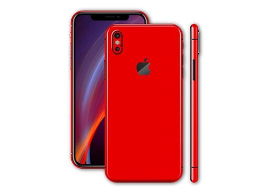 Phiên bản màu đỏ của iPhone XS và XS Max ra mắt cuối tháng 2 - Ảnh 1