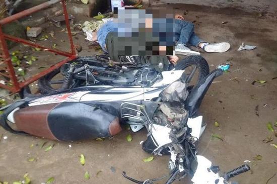 Tai nạn liên hoàn trên quốc lộ 1A: Tài xế container tử vong, nhiều người bị thương - Ảnh 3