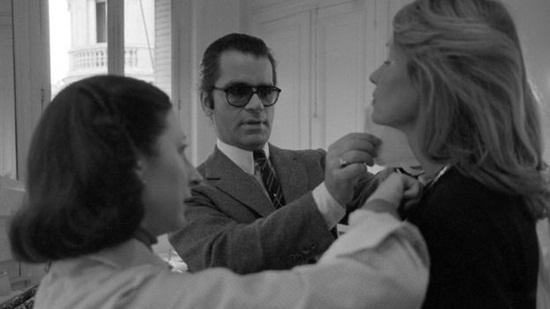 """Karl Lagerfeld: """"Ông già tóc bạc"""" của Chanel một tay vực dậy cả đế chế suy tàn - Ảnh 3"""
