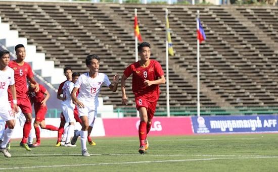 Lịch thi đấu U22 Đông Nam Á hôm nay 21/2: U22 Việt Nam đại chiến U22 Thái Lan - Ảnh 1