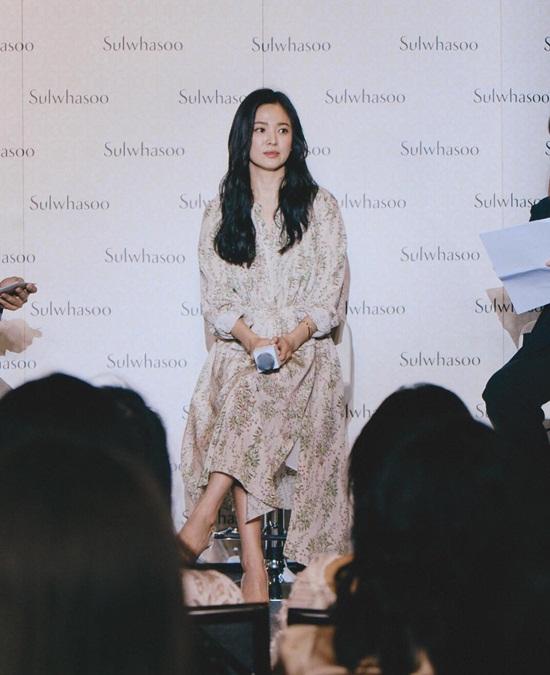 Đẳng cấp nhan sắc khiến Song Hye Kyo xứng danh mỹ nhân hàng đầu Kbiz - Ảnh 1