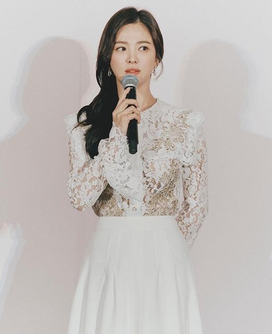 Đẳng cấp nhan sắc khiến Song Hye Kyo xứng danh mỹ nhân hàng đầu Kbiz - Ảnh 7