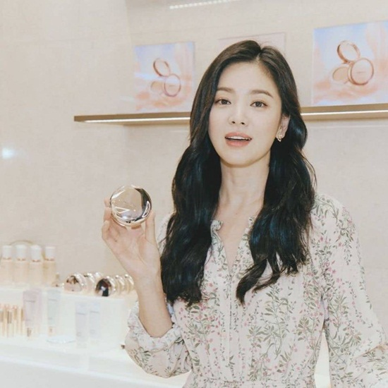 Đẳng cấp nhan sắc khiến Song Hye Kyo xứng danh mỹ nhân hàng đầu Kbiz - Ảnh 3