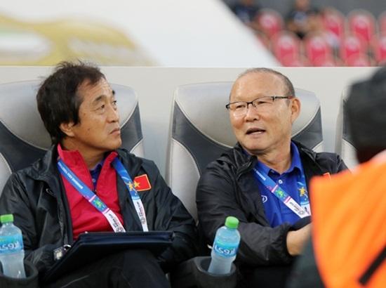 """HLV Park Hang-seo: Tôi ước có thể """"phân thân"""" để dẫn dắt cả 2 đội - Ảnh 1"""
