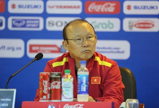 """Thừa nhận áp lực vì HCV SEA Games nhưng thầy Park """"không sợ Thái Lan"""" - Ảnh 1"""