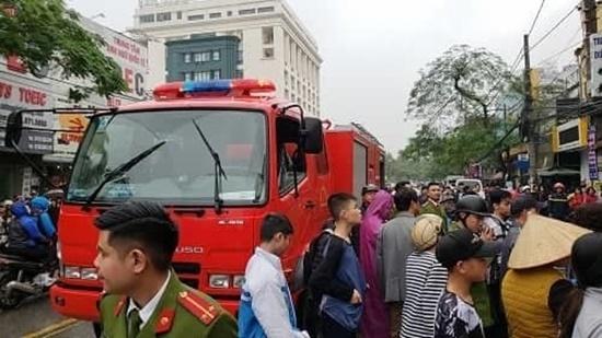 Khách sạn ở Hải Phòng cháy lớn, 1 nữ nhân viên tử vong - Ảnh 3