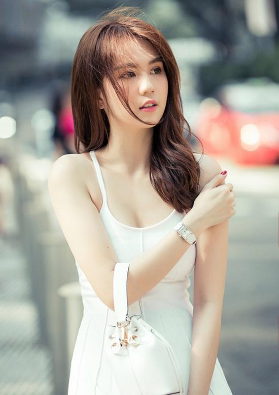 Ngọc Trinh vượt cả Song Hye Kyo trong Top 100 gương mặt đẹp nhất châu Á - Ảnh 1