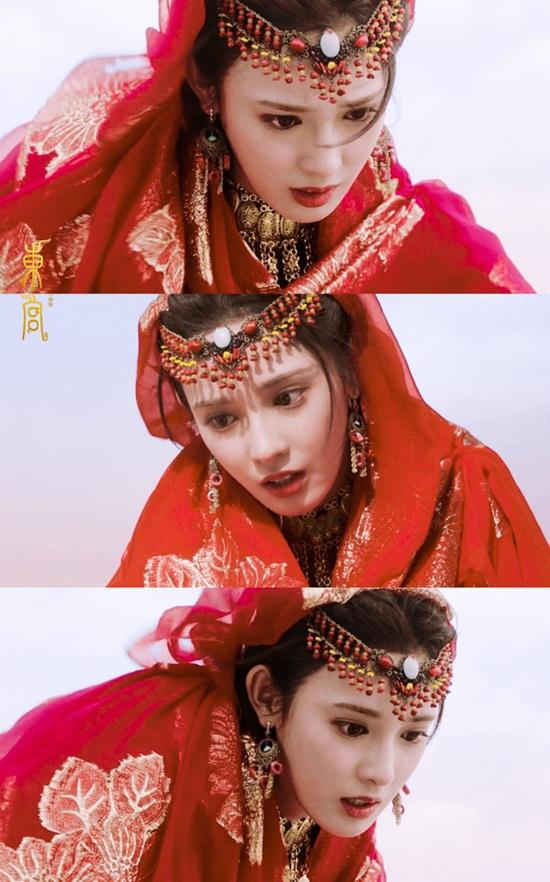 """Vẻ đẹp đầy rung động của """"hồng y mỹ nữ"""" Đông Cung gây náo loạn màn ảnh Hoa ngữ - Ảnh 9"""