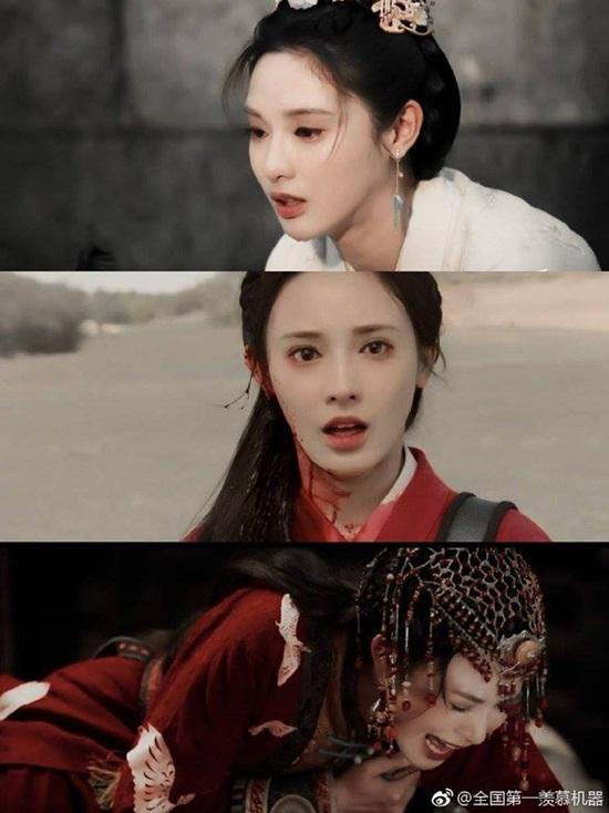 """Bản lĩnh nào khiến """"hồng y mỹ nữ"""" Đông Cung Bành Tiểu Nhiễm chinh phục khán giả? - Ảnh 10"""
