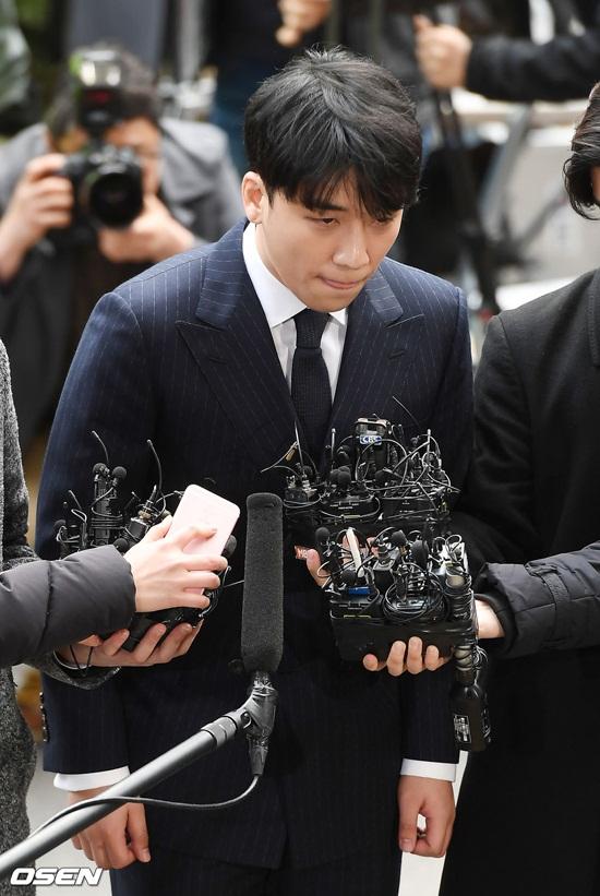 """Seungri phủ nhận mọi cáo buộc: """"Chỉ là tôi thích ba hoa"""" - Ảnh 2"""