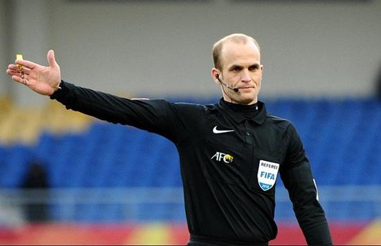 Công bố trọng tài bắt chính trận U23 Việt Nam - U23 Brunei - Ảnh 1
