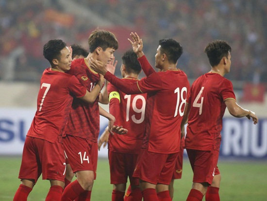 Bốc thăm VCK U23 châu Á: U23 Việt Nam thuộc nhóm hạt giống số 1 - Ảnh 1