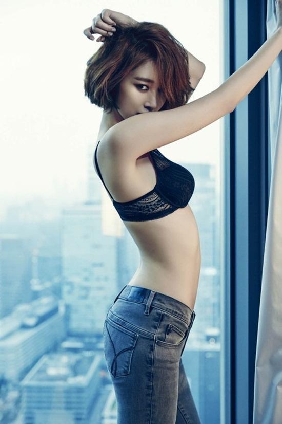 """Nhan sắc cực phẩm của """"biểu tượng gợi cảm"""" Hàn Quốc vướng tin đồn liên quan Seungri - Ảnh 6"""