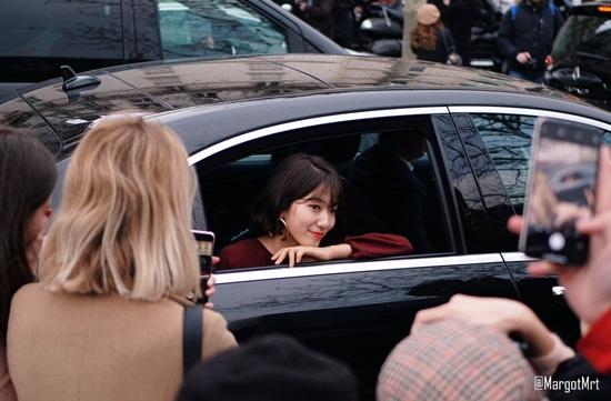 Ảnh sự kiện đẹp như chụp họa báo, Park Shin Hye đang ở đỉnh cao nhan sắc - Ảnh 6