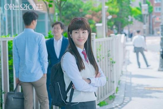 Ở tuổi ngoài 30, loạt sao Hàn vẫn tự tin diện đồng phục xinh tươi không thể tả - Ảnh 4