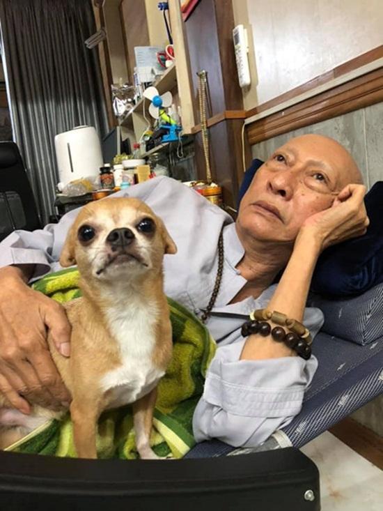 Tình hình mới nhất về sức khỏe của nghệ sĩ Lê Bình khiến khán giả lo lắng - Ảnh 2