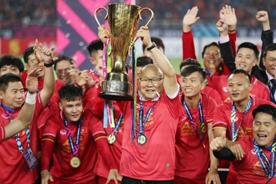 """HLV Park Hang-seo: Tuyển Việt Nam số 1 Đông Nam Á, triết lý của tôi là """"chiến thắng"""" - Ảnh 1"""