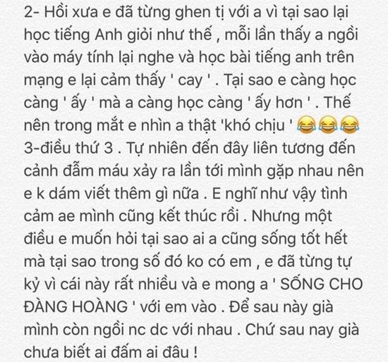 """Đúng ngày sinh nhật Văn Toàn, Xuân Trường công khai """"tâm thư tố khổ"""" của đàn em - Ảnh 3"""