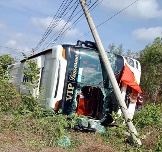18 người tử vong vì tai nạn giao thông trong ngày đầu nghỉ lễ Giỗ Tổ Hùng Vương - Ảnh 1