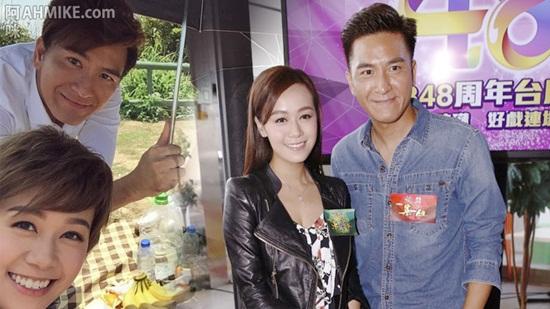 Sao nam Hong Kong tổ chức họp báo xin lỗi vợ Diva vì ngoại tình với á hậu trẻ - Ảnh 3