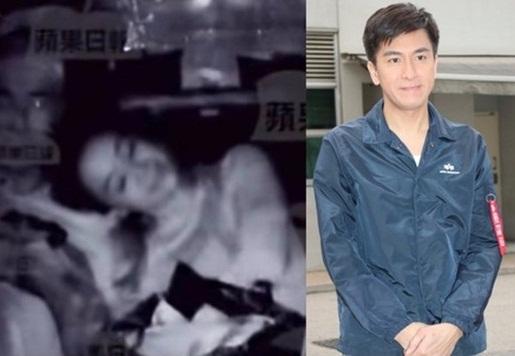 """Lộ số tiền """"khủng"""" tài xế taxi thu về sau khi bán clip ngoại tình của Á hậu Hong Kong - Ảnh 2"""