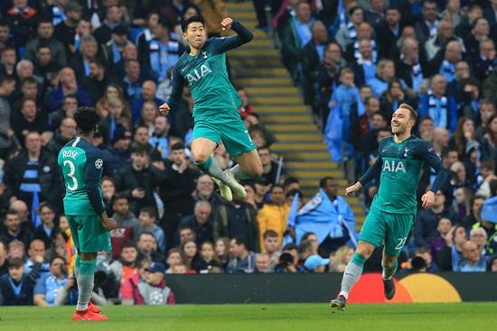 """Mải vui vì vào bán kết Champions League, Son Heung-min bị """"treo giò"""" mà không biết - Ảnh 1"""
