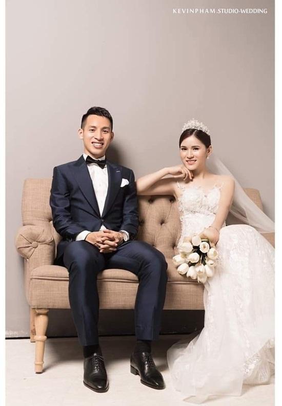 Tiền vệ tuyển Việt Nam Đỗ Hùng Dũng thông báo kết hôn, cô dâu là mối tình đầu - Ảnh 2