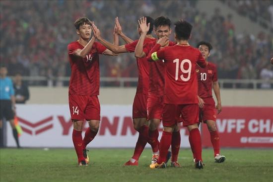 SEA Games 30: U22 Việt Nam chính thức lên nhóm hạt giống số 3 - Ảnh 1