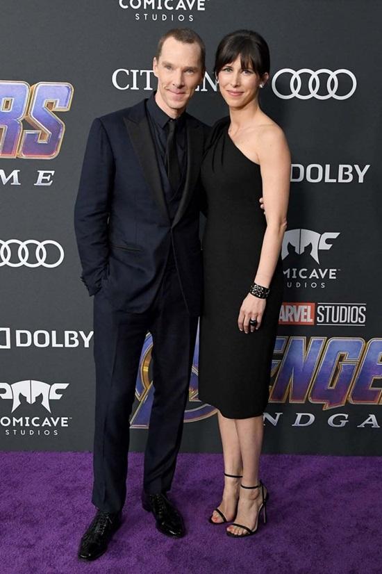 """Dàn siêu anh hùng quyền lực trên thảm tím """"Avengers: Endgame"""" - Ảnh 10"""