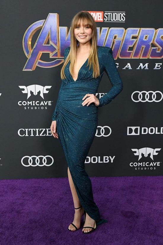 """Dàn siêu anh hùng quyền lực trên thảm tím """"Avengers: Endgame"""" - Ảnh 9"""